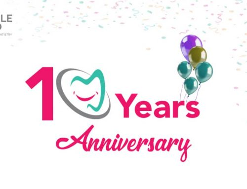 Smile360 dental clinic – We Turned 10! Celebrate with us.