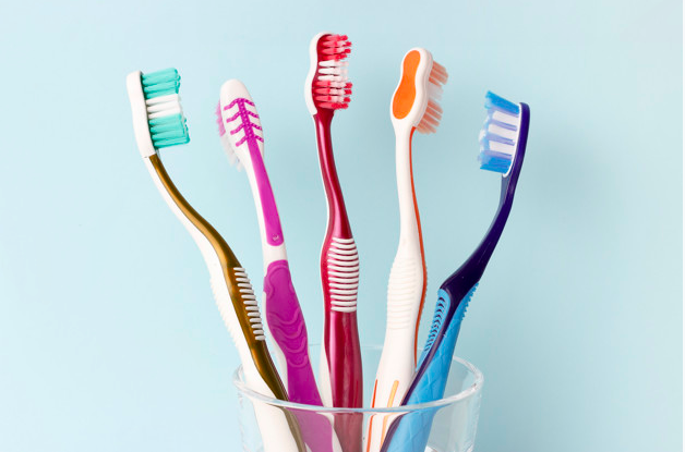 Choosing the best toothbrushes