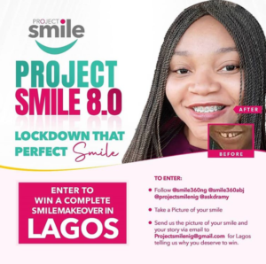 Participate and win - Project Smile