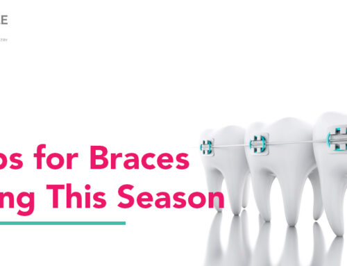 4 Tips for Braces During This Season