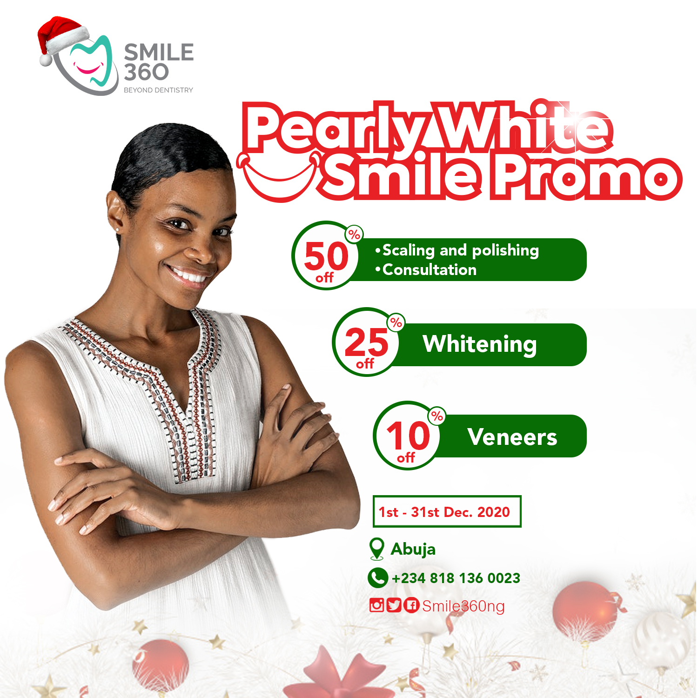 Dental Promo For December Abuja