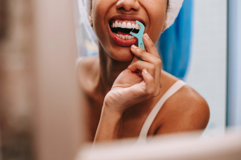 How to keep your oral hygiene clean.